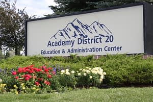 Academy School District 20