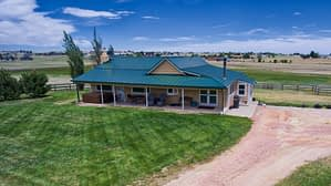 Horse Property in Peyton CO